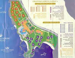 Map Jamaica Grand Palladium Map Map Of The Resort Area Gewel Maker Flickr