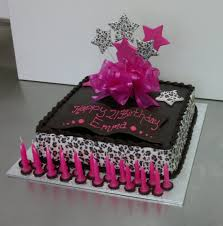 chocolate mud cake with leopard print sargent u0027s cakes