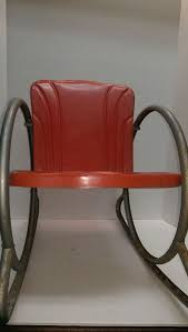 Red Metal Chair 2232 Best Motel Chairs Some Are Mine And Some Are Not Yet