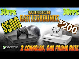 player unknown battlegrounds xbox one x 60fps pubg will be 60fps on xbox one x possibly 30fps on xbox one s is