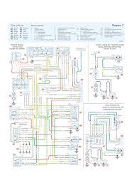 peugeot 206 wiring diagram autobonches com
