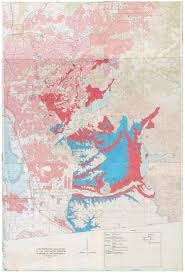 San Diego Bay Map by Sdag Online Historical Geological Maps San Diego County