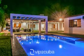 rhpl159 5br 5bt benfast house with pool in siboney u2013 vip2cuba