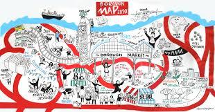 borough market sign the future of the urban food market nesta