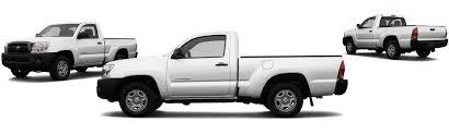 white toyota truck 2007 toyota tacoma 2dr regular cab 4wd 6 1 ft sb 2 7l i4 5m