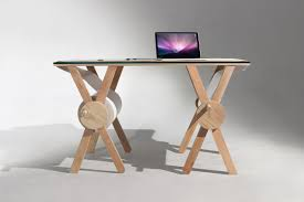 the analog memory desk has a built in scrolling paper surface desk 2