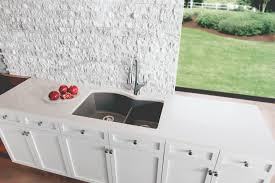 robinson lighting bath centre kitchen sink craftsmanship 401574 silgranit diamond undermount