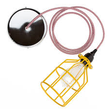 Color Cord Pendant Light Convert Your Plug In To Hardwired Cord Pendant Lighting And Lights