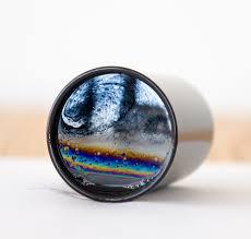 liquid light guide soap film on a can light u0026 waves science activity exploratorium