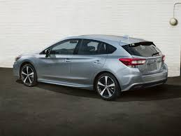 custom subaru hatchback new 2017 subaru impreza price photos reviews safety ratings