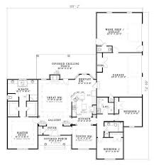 ranch floor plan traditional ranch house plan three bedrooms plan 153 1432