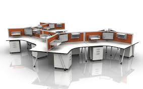 Office Table With Partition Furniture New Design Modular Office Furniture Workstation Modern