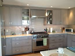 plain fancy cabinets contemporary kitchen with unglazed federal grey painted oak plain
