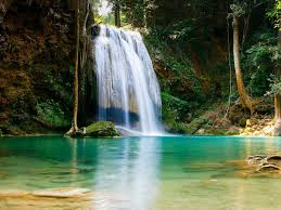 Ex Machina Waterfall