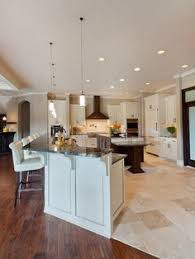 Tiles Design For Kitchen Floor Kitchen Idea Of The Day Perfectly Smooth Transition From Hardwood