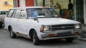 nissan datsun 1984 file 1984 datsun 120y b310 5 door station wagon in ipoh