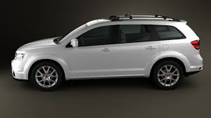fiat freemont 2015 360 view of fiat freemont 2011 3d model hum3d store