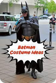 Batman Halloween Costume 20 Batman Costumes Ideas Diy Batman Costume