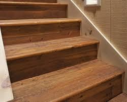 wood stairs u0026 reclaimed trim whole log lumber