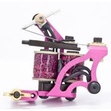 borg tattoo machine shader pink red blue blackspecifications