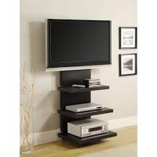 Corner Tv Cabinet For Flat Screens Tv Stands Nexera Black Door Corner Tv Stand For Tvs Up