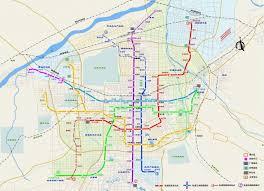 map of xi an xian maps xian china map city map xian map metro map