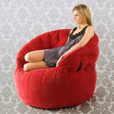 butterfly bean bag chair gold class wildberry ambient