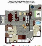 saratoga springs treehouse villas floor plan lovely treehouse villas disney floor plan floor plan disney vacation