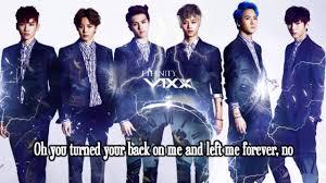 most popular boy bands 2015 vixx 빅스 eternity english piano cover piano version youtube