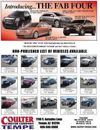 lexus pre owned deals pre owned cars coulter motor company