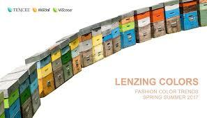 lenzing color trends spring summer 2017 u2039 fashion trendsetter