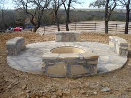 Large Firepit In Ground Pit Risks And Tips Homesfeed