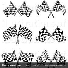 Checkered Flag Eps Checkered Flags Clipart 1114170 Illustration By Vector Tradition Sm