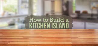 how to make your own kitchen island with cabinets how to build a diy kitchen island budget dumpster