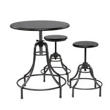 Adjustable Bistro Table 105 Best Bistro Tables U0026 Chairs Images On Pinterest Bistro