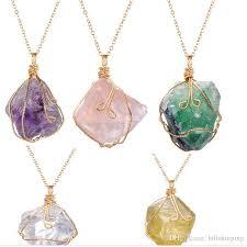 kendra scott necklace light pink wholesale sale kendra scott necklaces natural stone pendant