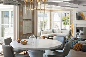 fresh ideas round gray dining table fanciful round weathered gray