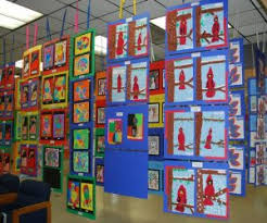 art show ideas ideas for an amazing school art show arts attack blog