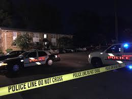 1 injured suspect in custody after shooting at creekwood village