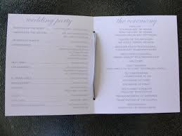 wedding program card stock 7 best mass booklet images on receptions wedding and