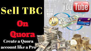 sell tbc thebillioncoin how to create a professional quora