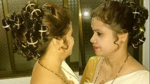 simple bridal hairstyle simple bridal hairstyle youtube