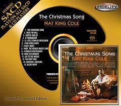 nat king cole the christmas song audio fidelity