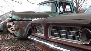 return to the gearhead field of dreams antique car salvage yard