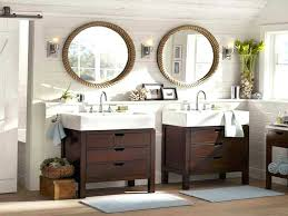 pedestal sink vanity cabinet double bathroom sink cabinets terrific double sink bathroom vanity