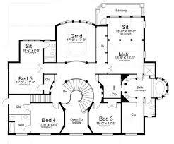 2 floor plan laurens house plan home amusing second floor floor plans home