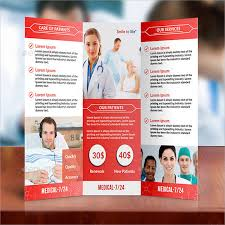 healthcare brochure templates free 8 brochures psd in design