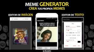 Crea Meme - memes graciosos memes generator gratis en espa祓ol android apps