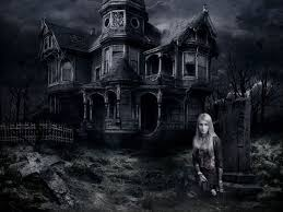 cool halloween wallpapers 3d animated haunted house desktop wallpaper haunted house pc