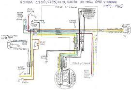 honda c100 wiring diagram jpg 2 085 1 431 pixels honda cab 70